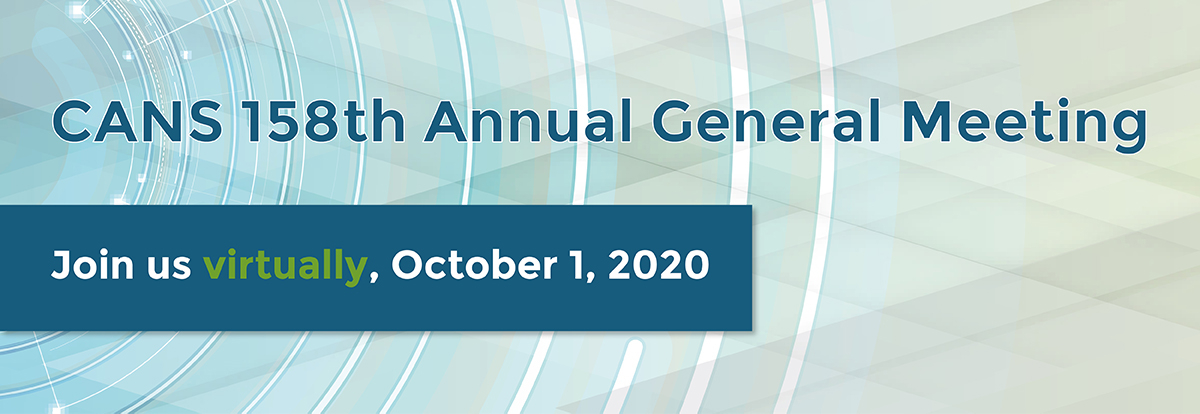 Text reads: Join us virtually, October 1, 2020!