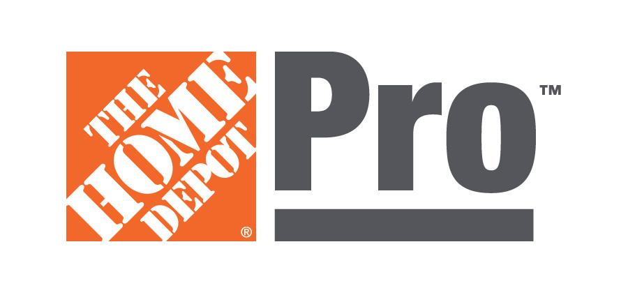 Logo for Home Depot Pro